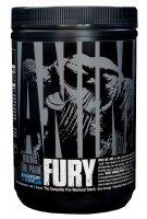 Universal Nutrition Animal Fury modrá malina 490g
