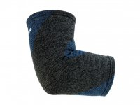 Mueller 4-Way Stretch Premium Knit Elbow Support, bandáž na loket, LG/XL