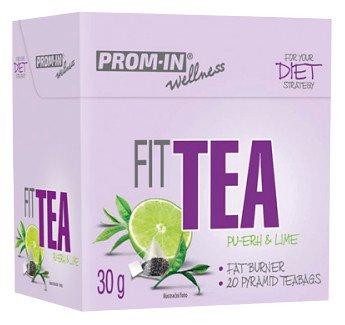 FIT TEA pur-eh limetka krabička 30g