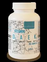 AcePharma Vitamin D3+A+E+K2 komplex 30 tobolek