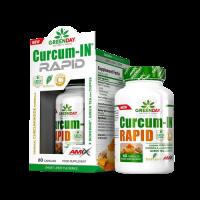 Amix Curcum-IN Rapid, 60cps