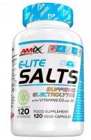 Amix E-lite Salts 120 kapslí