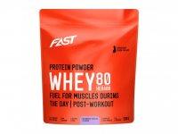 Fast Práškový Protein Hera 80 Borůvka-Vanilka 500g