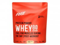 Fast Práškový Protein Hera 80 Cookies & Cream 500g