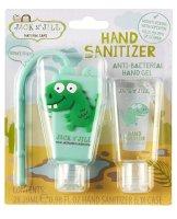 Jack N´Jill Antibakteriální gel na ruce pro děti Dino 2x29ml