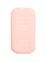 HAAN Antibakteriální sprej na ruce ‒ Bright Rose 30ml