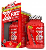 Amix XFat Thermogenic Fat Burner 90 kapslí