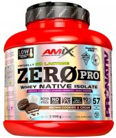 Amix ZeroPro Protein, Cookies 2000g
