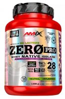 Amix ZeroPro Protein, Natural 1000g