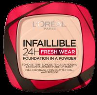 Loreal Paris Infaillible Fresh Wear 24h make-up v pudru 180 Rose Sand 9g