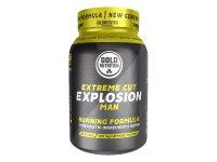 GoldNutrition Extreme Cut Explosion spalovač tuků 90 kapslí