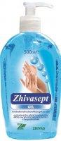 Zhivasept Antibakteriální dezinfekční gel na ruce 500ml