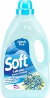 Soft Aviváž Classic Blue, (50 pracích dávek) 3l