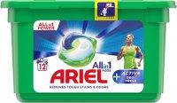 Ariel gelové kapsle Active Deo Fresh 12ks