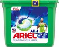 Ariel gelové kapsle Active Deo Fresh 23ks