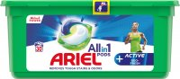 Ariel gelové kapsle Active Deo Fresh 30ks