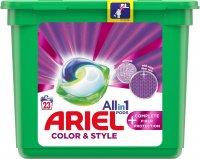 Ariel gelové kapsle Fiber Protection 23ks