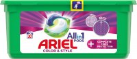 Ariel gelové kapsle Fiber Protection 30ks