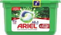 Ariel gelové kapsle Extra Clean 12ks