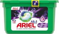 Ariel gelové kapsle Touch of Lenor unstoppables 12ks