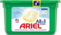 Ariel gelové kapsle Sensitive 13ks