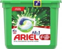 Ariel gelové kapsle Extra Clean 23ks