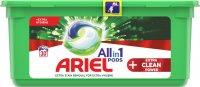 Ariel gelové kapsle Extra Clean 30ks