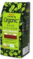 Radico Přírodní barva na vlasy BIO vínová 100g
