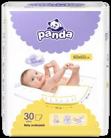 Podložky Panda 30ks