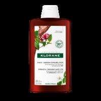 Klorane Šampon chinin a BIO protěží alpská 400ml