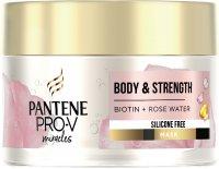 Pantene Pro-V Miracles, maska na vlasy Body & Strenght, 160ml