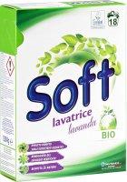 Soft BIO prací přášek, Levandule, (18 pracích dávek) 1,35 kg