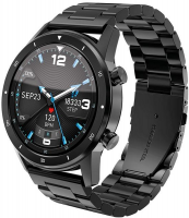 Aligator Chytré hodinky Watch PRO, černé