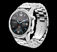 Aligator Chytré hodinky Watch PRO, stříbrné