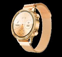 Aligator Chytré hodinky Watch Lady, zlaté