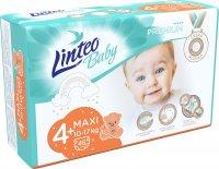 Linteo Baby Plenky Prémium Maxi+ (10-17kg) 46ks