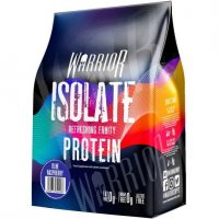 Warrior Isolate Protein Modrá malina 500g