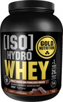 GoldNutrition Iso Hydro Whey, Čokoláda 1000g