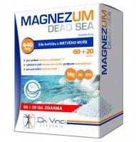 Magnezum Dead Sea Da Vinci Academia 80 tablet