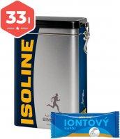 Isoline Iontový nápoj v dóze 22x12,5g