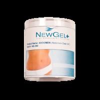 New Gel+ Průhledná náplast na břicho
