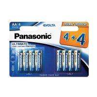 Panasonic LR6EGE/8BW 4+4F EVOLTA