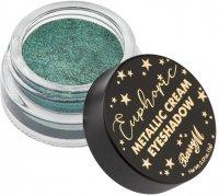 BarryM Euphoric Metallic Eyeshadow Creams krémové oční stíny, Aurora 5g