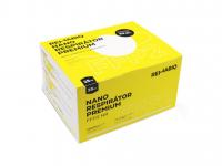 České nano respirátory Rehabiq Premium FFP2 s účinností 12 hodin 25 kusů