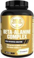 GoldNutrition Beta-Alanine Complex 120 kapslí