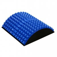 Half Block Blue Balanční masážní podložka modrá