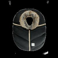 7AM Fusak Car seat Cocoon Black