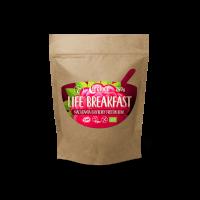 Lifefood Life Breakfast Kaše malinovo-makadamiová s proteinem BIO RAW 240g