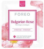 Foreo Plátýnková maska Bulgarian Rose 3x6g