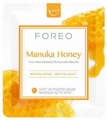 Foreo Plátýnková maska Manuka Honey 3x6g